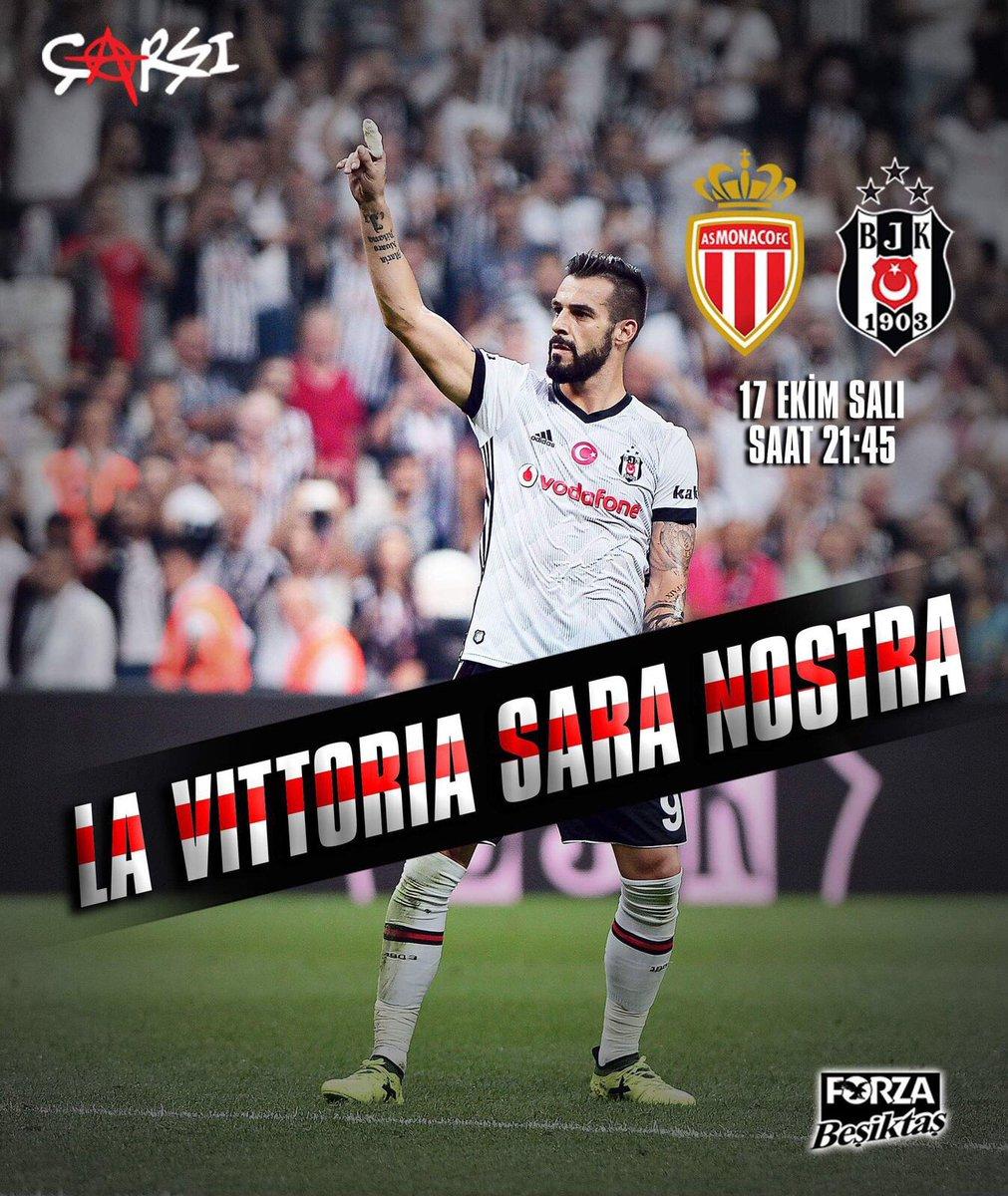 Zafer bizim olacak... #Beşiktaş #UCL htt...