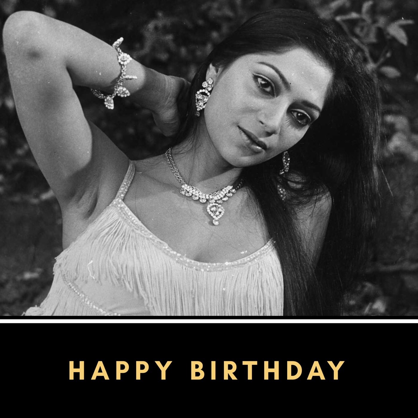Happy Bday Simi ji , greeting and lots of love