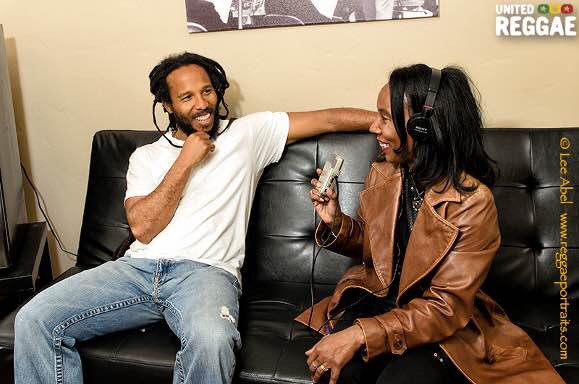 Happy Birthday, Blessed  Earthstrong Ziggy Marley! 10/17/17!