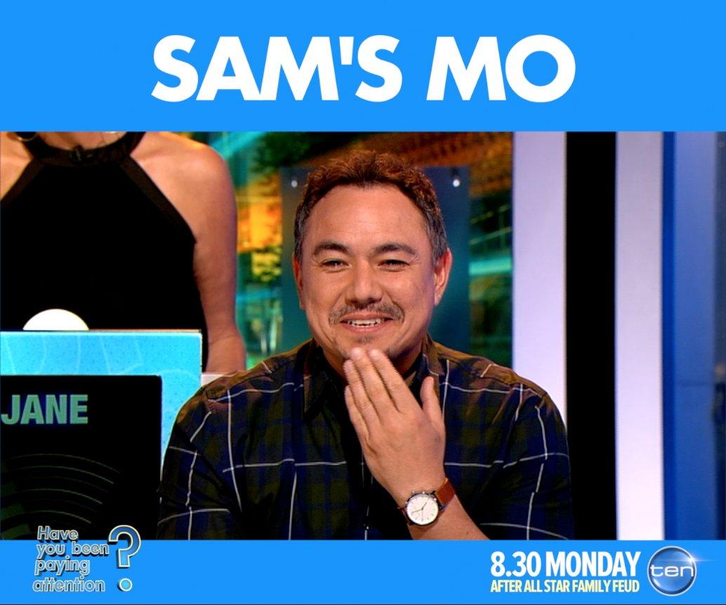Sam returned last night and so did his m...
