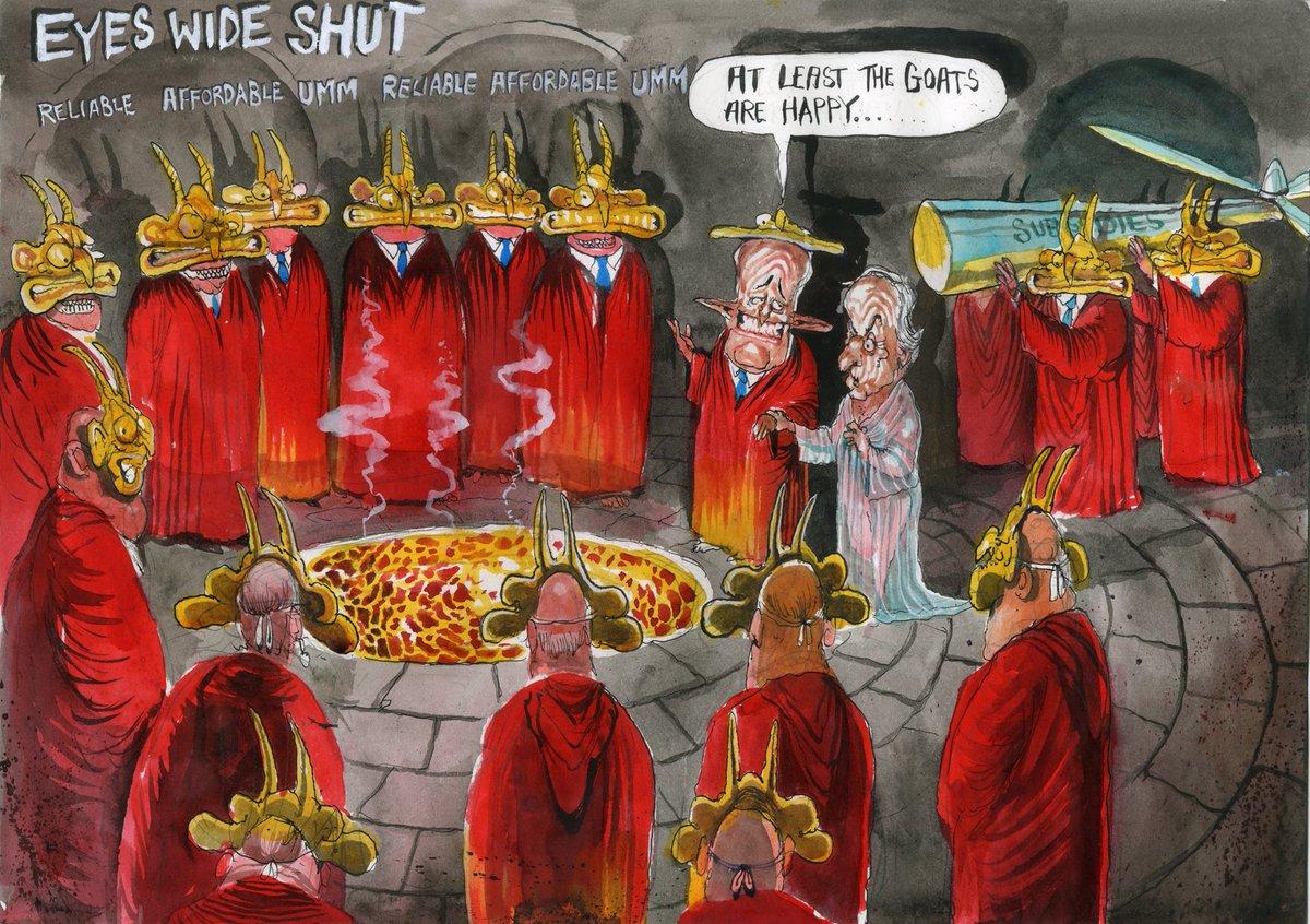 Eyes wide shut. @roweafr's latest cartoon. For more:  https://t.co/k6n0SdgCe7  #auspol #energy https://t.co/xTCTqJUbpg