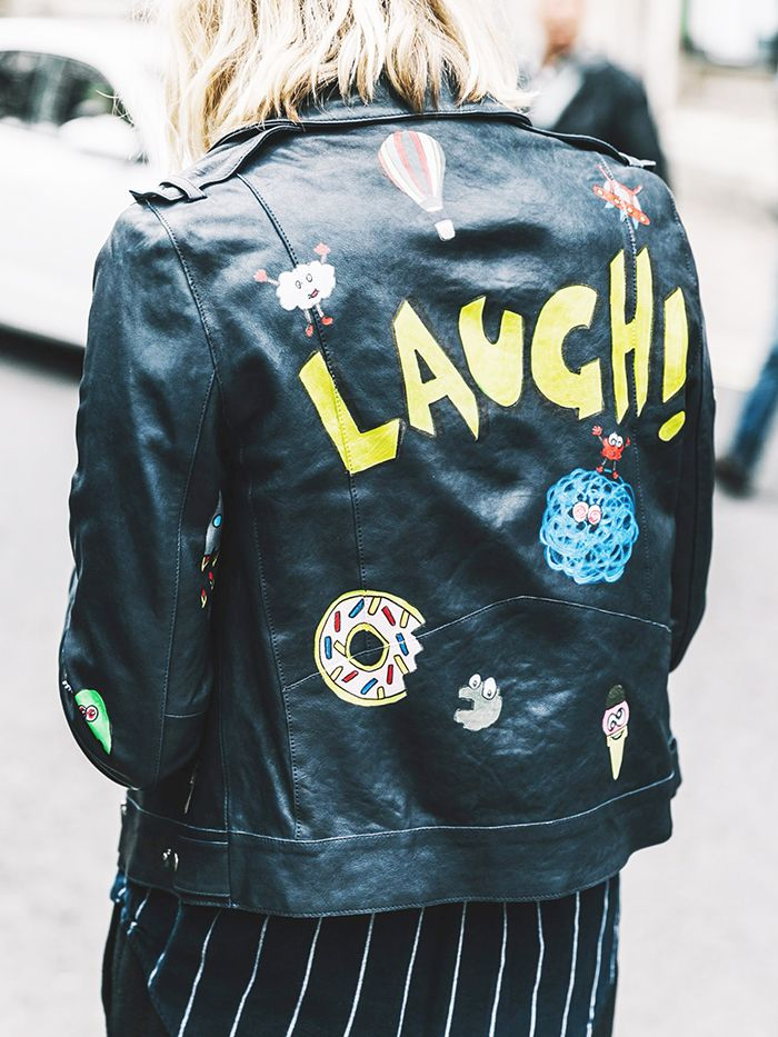 The leather jacket trend we want to become a thing: https://t.co/oa7A3qDiTq https://t.co/UzBjjHI5zY