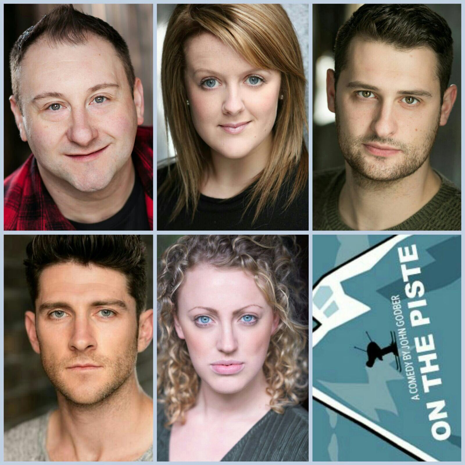 RT @davidballprods: One week today and this brilliant cast open On The Piste @BrocJackTheatre.  Don't miss it!! https://t.co/uq0nCpUfUE