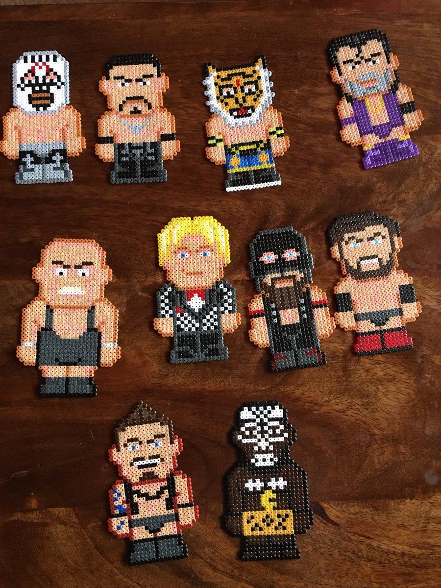 The latest wrestling superstar selection! #handmade #pixelart #wrestling #wrestlers<br>http://pic.twitter.com/3dsKjcTf7D