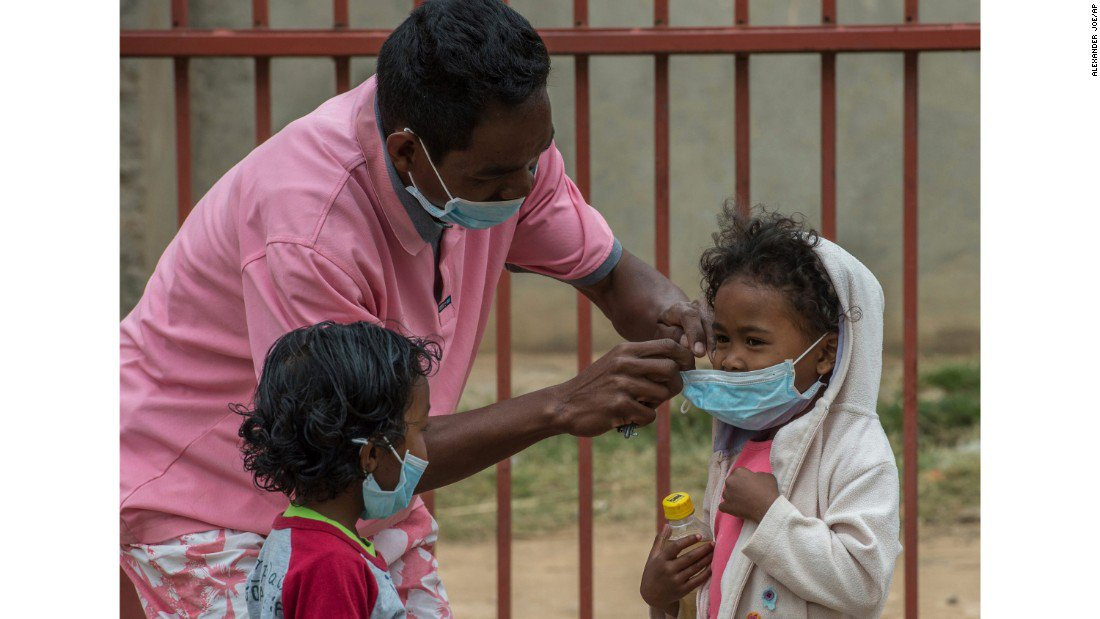 Plague outbreak leaves 57 dead, more tha...