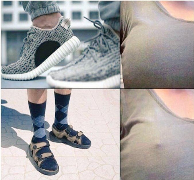 #CestLaHonteMaisJeKiffe les sandales ave...