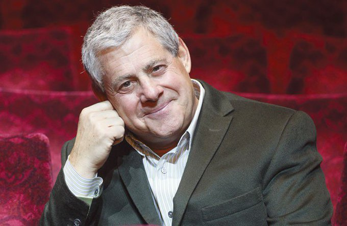 HAPPY BIRTHDAY Cameron Mackintosh! Have a wonderful day. Can\t wait to have Miss Saigon back with us next year.
