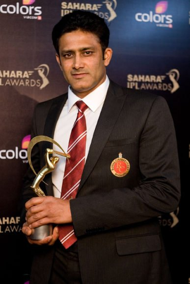 Happy Birthday to Anil Kumble