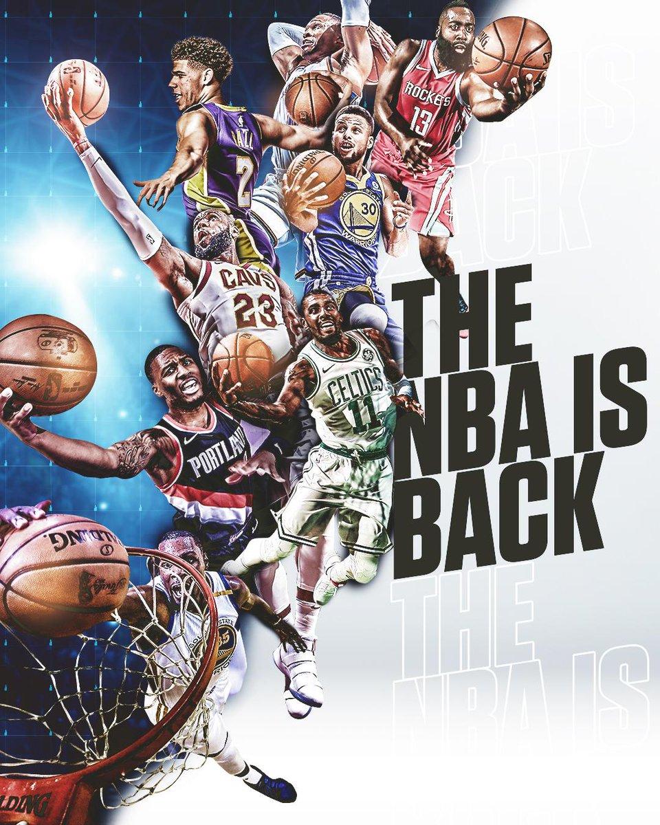 Welcome back, basketball.
