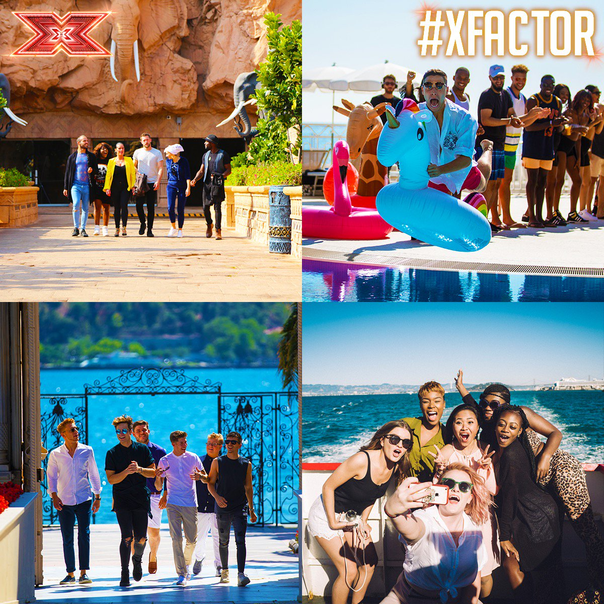 These #JudgesHouses pics are giving us serious wanderlust! 🌅🌞🏖 #TravelTuesday #XFactor https://t.co/a7seceOvFn