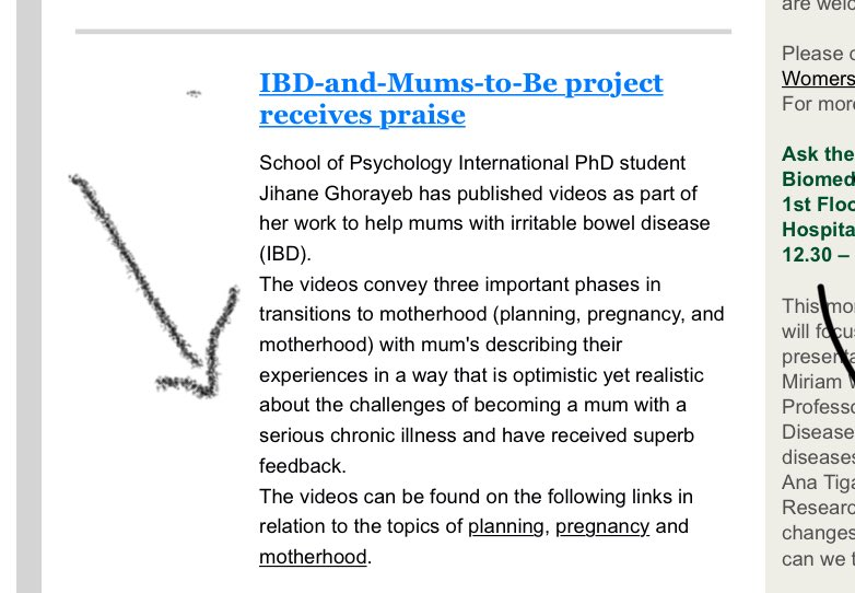 Thank you @UKFujoshi and Leeds University for this rubric :) #IBD #Motherhood #impact #videos<br>http://pic.twitter.com/3muw8s1VJL
