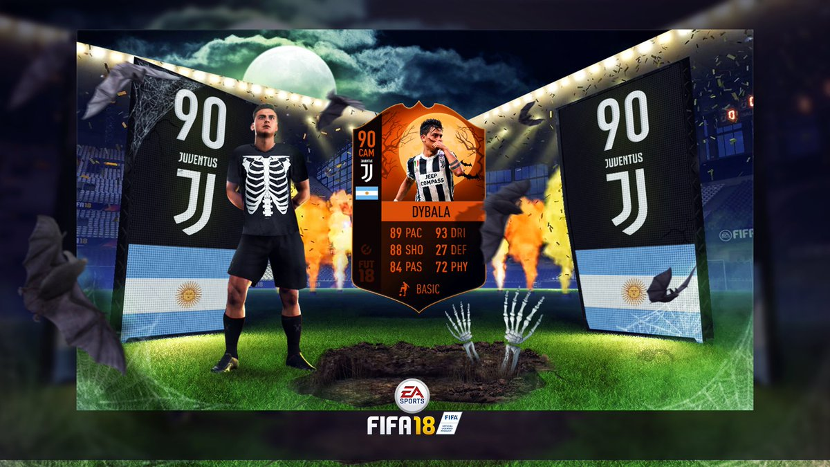 Hunters On Twitter The Scariest Halloween On Fifa18 Ever Let Me