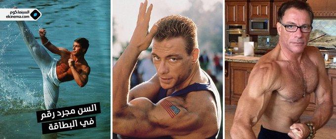 Jean-Claude Van Damme    57   ....Happy Birthday JCVD