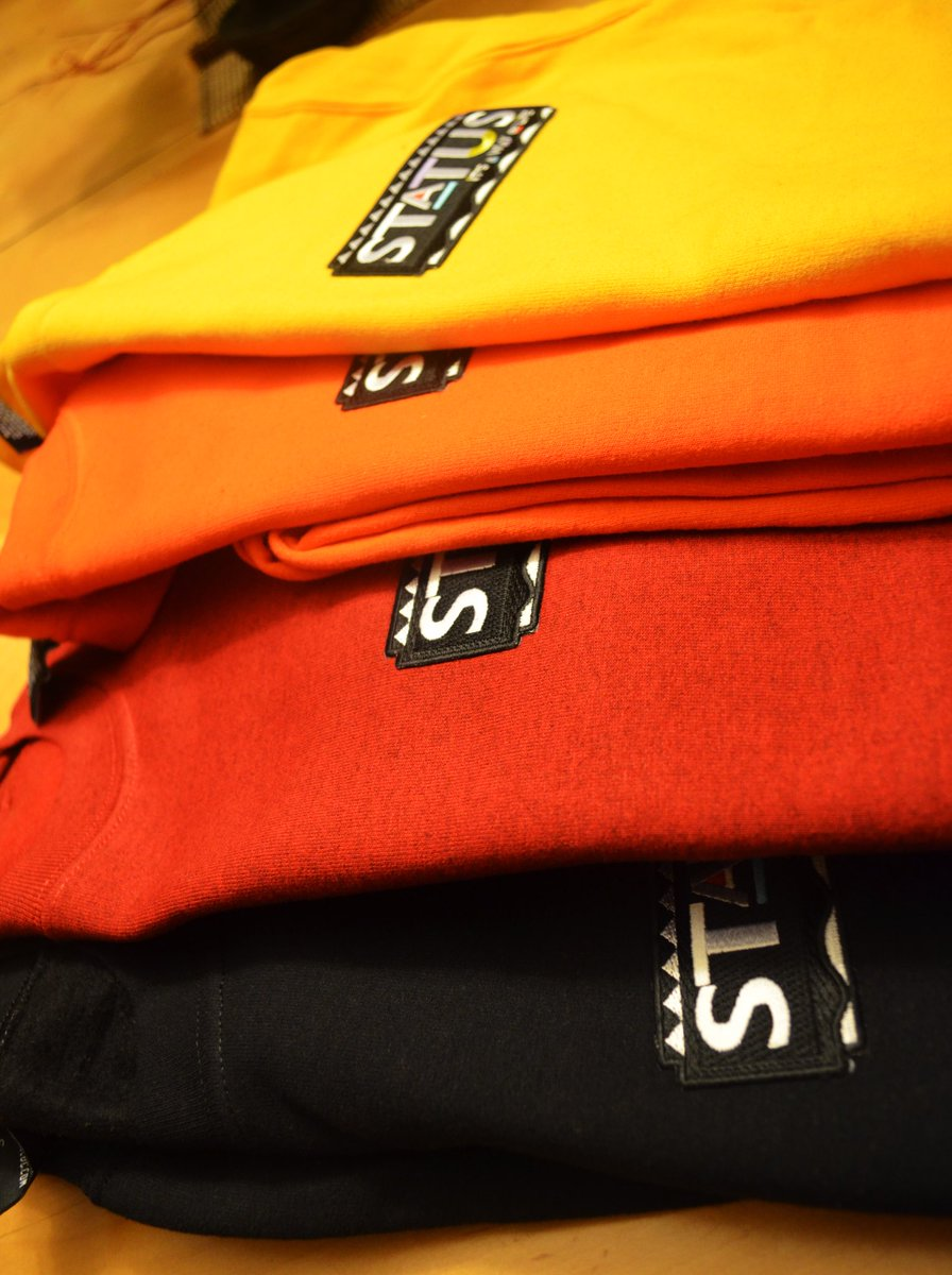 Crewnecks now available at https://t.co/g12b1YPm1d https://t.co/Xc5r2mdHoL