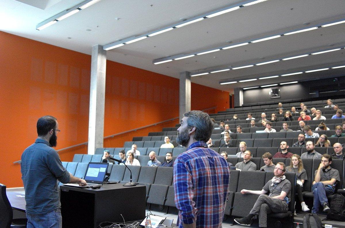 Adrien Allard and @Bobiwan talk AI Decision Making in Endless Space 2 #gain17 <br>http://pic.twitter.com/f9ZrIpEraT