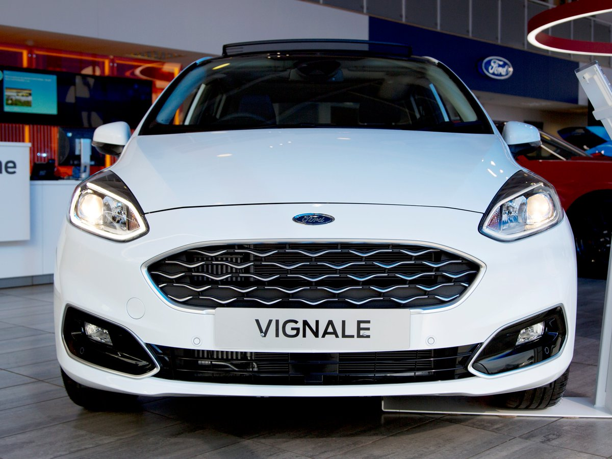 gates ford on twitter the all new ford fiesta vignale. Black Bedroom Furniture Sets. Home Design Ideas