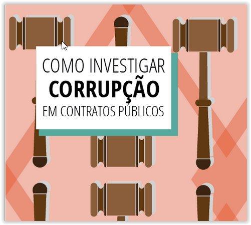"""Inscrições abertas para o curso on-line """"Como investigar corrupção em contratos públicos"""" https://t.co/l01ywpQTmR https://t.co/XT51Cl00hI"""