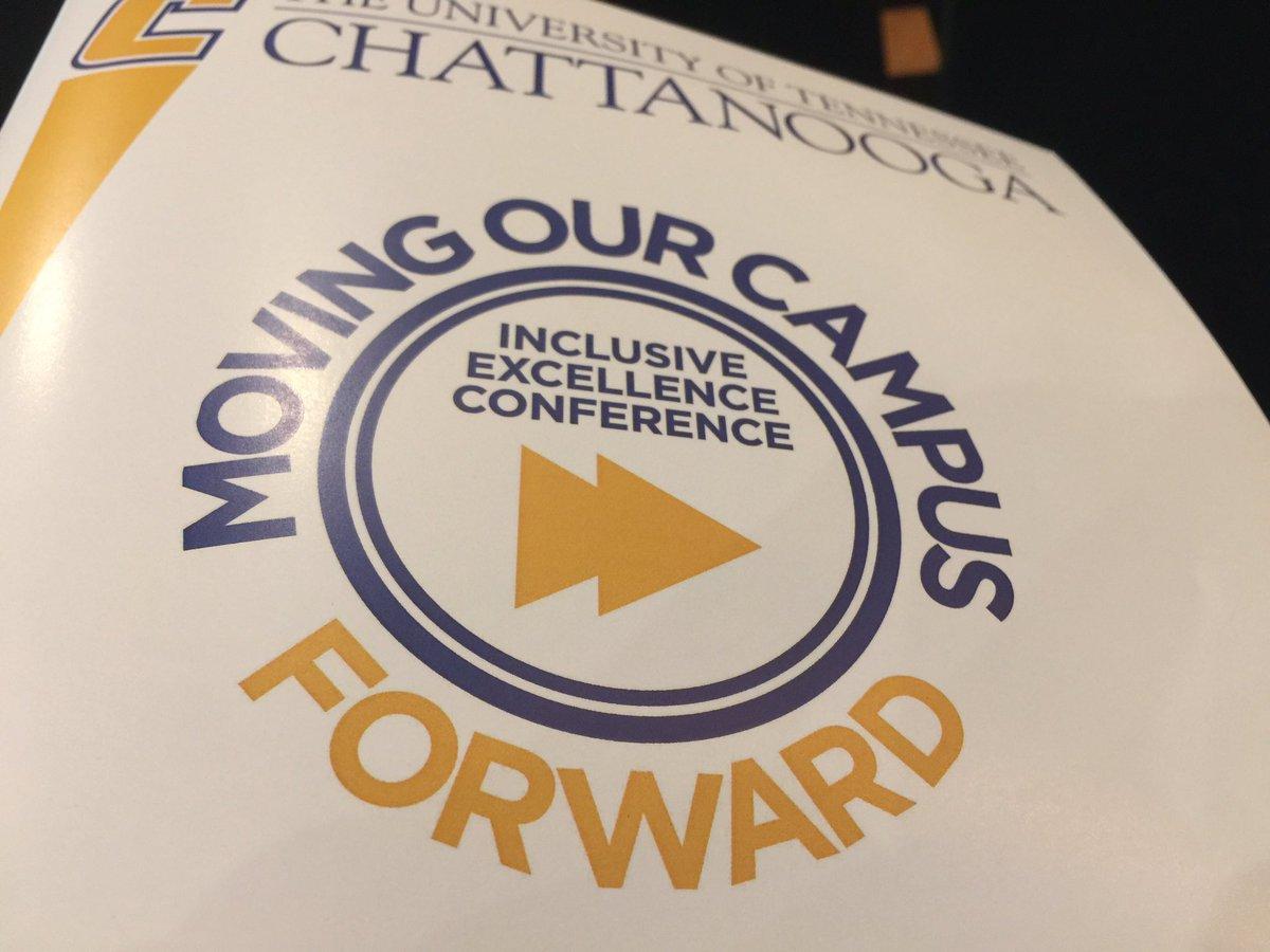 Diversity conference @UTChattanooga #utcglobal #diveristy #utchattanooga<br>http://pic.twitter.com/BpsSDMp8BF