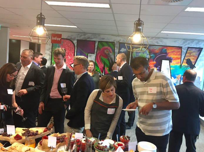 Our Melbourne office is open for business—and wine tasting  #ANZ #retail <br>http://pic.twitter.com/77xteLF4YS