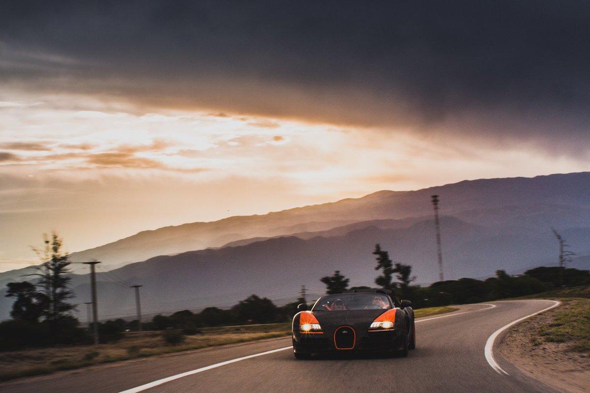 Bugatti Bugatti Grand Tour Stage San Fernando