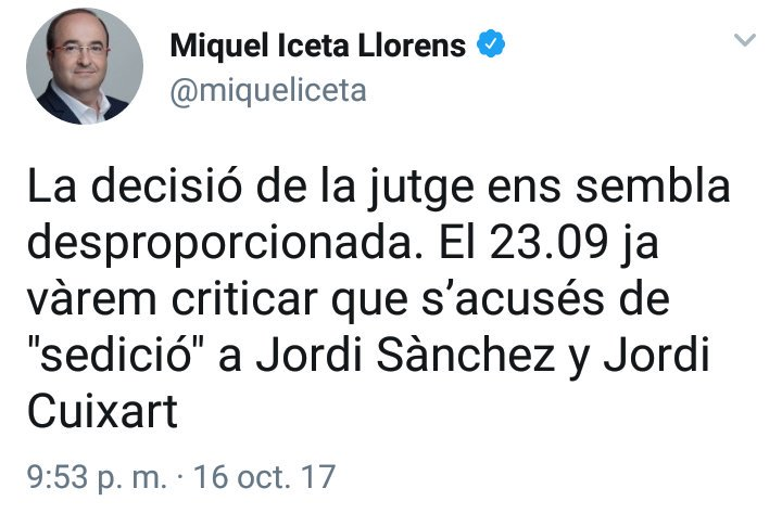 🎶🎶Teatro, lo del @socialistes_cat 🎶🎵 es...