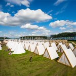 ⛺️✨ Fancy camping in the lap of luxury at #Creamfields2018? More info here 👉 https://t.co/31tb8Y3inw