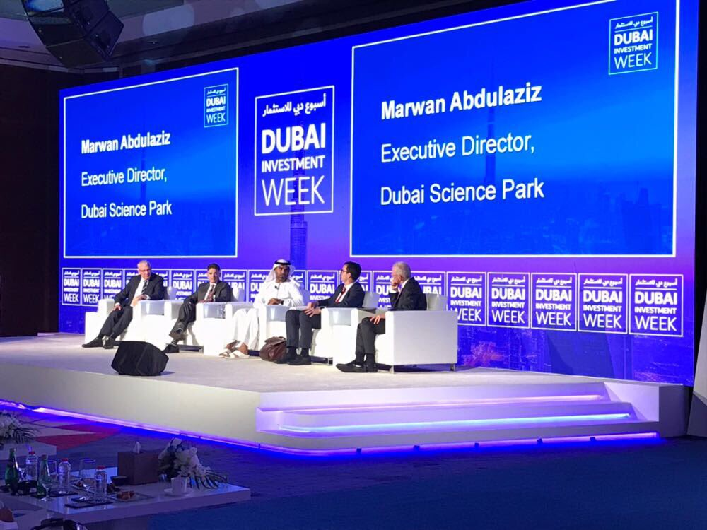 Human capital and talent vital for the development of #Dubai&#39;s green economy, says @Marwan_Janahi at #DIW2017 with @horvathpartners.<br>http://pic.twitter.com/WYZrnP3fnK