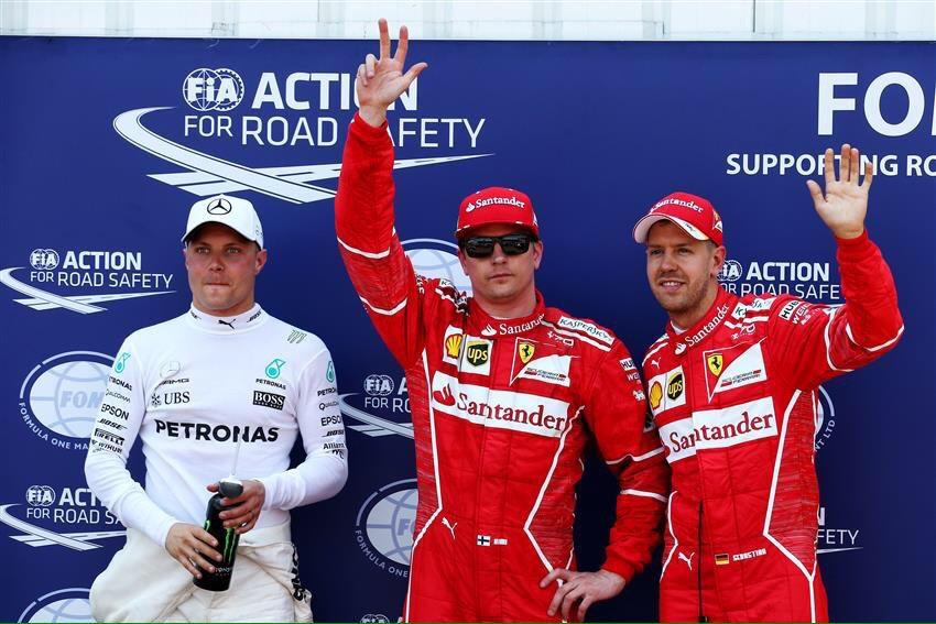Kimi Raikkonen turns 38!!  Happy birthday Kimi!!