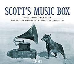 #Rare recordings from @EMIArchiveTrust. &#39;Scott&#39;s Music Box  - The British Antarctic Expedition (1910-1913)&#39; preview  http:// apple.co/2ytZtPp  &nbsp;  <br>http://pic.twitter.com/Kf2Kfz6Btb