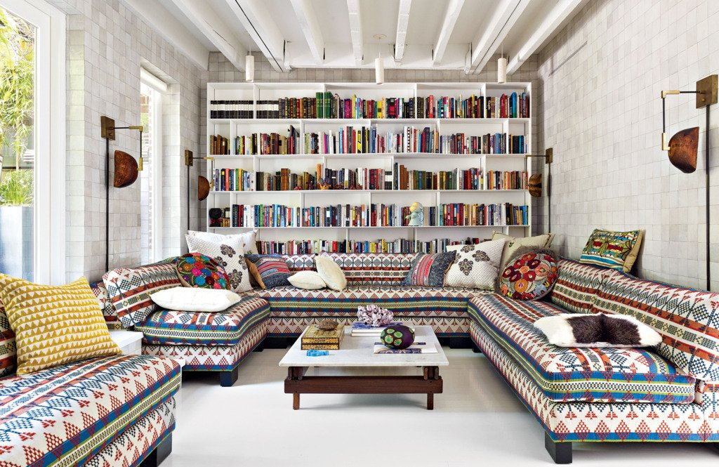 An ideal New York artists' townhouse, with a bit of Morocco thrown in https://t.co/bekkSAi5zl https://t.co/yEe58wZGLj