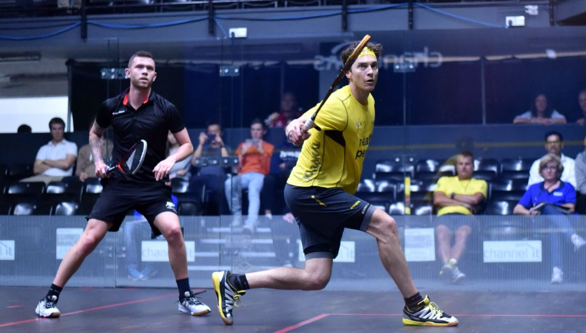 test Twitter Media - News: Find out what happened in the opening round of qualifying at the @CVASsquash 👇  https://t.co/Zd7kNsYpZs #squash https://t.co/S3df5yqhE6