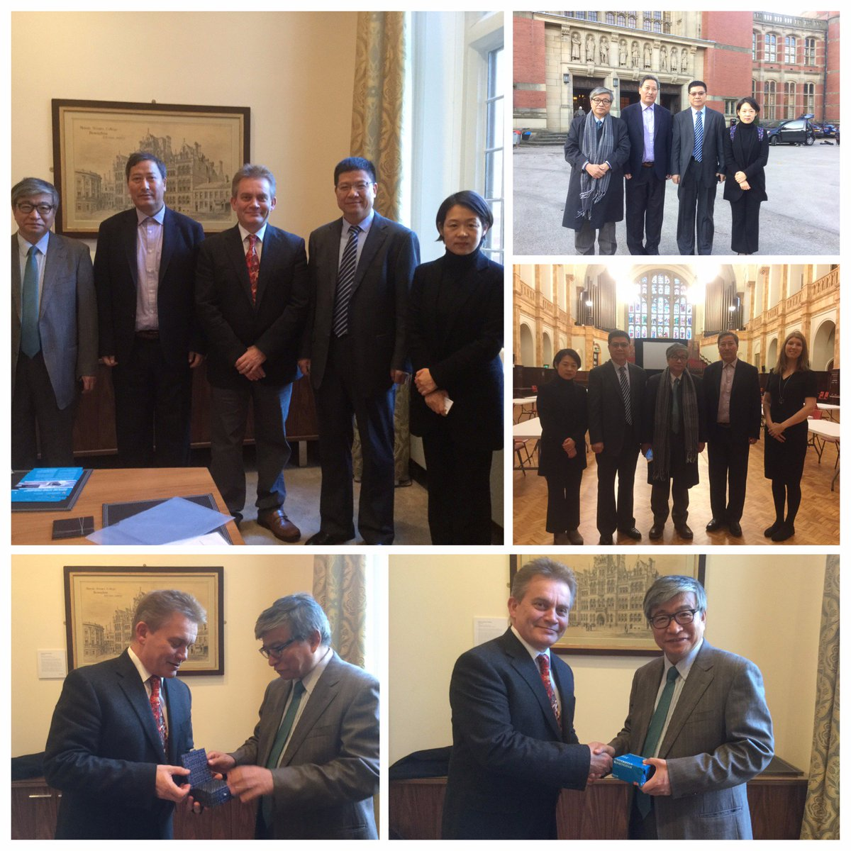 Prof Jon Frampton welcomes colleagues from Minzu for discussions to enhance our collaboration @news_ub #maths #physics #arts #engineering<br>http://pic.twitter.com/8xvAWRMZgd