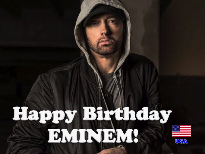 Happy Birthday to the World\s best-selling Rapper Of All Time!