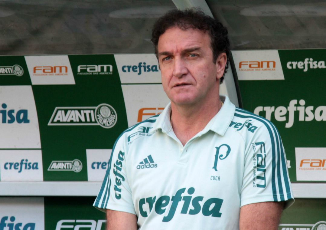 O Palmeiras fez um acordo com o técnico Cuca, demitido na última sexta-feira, e vai economizar quase R$ 1 milhão.