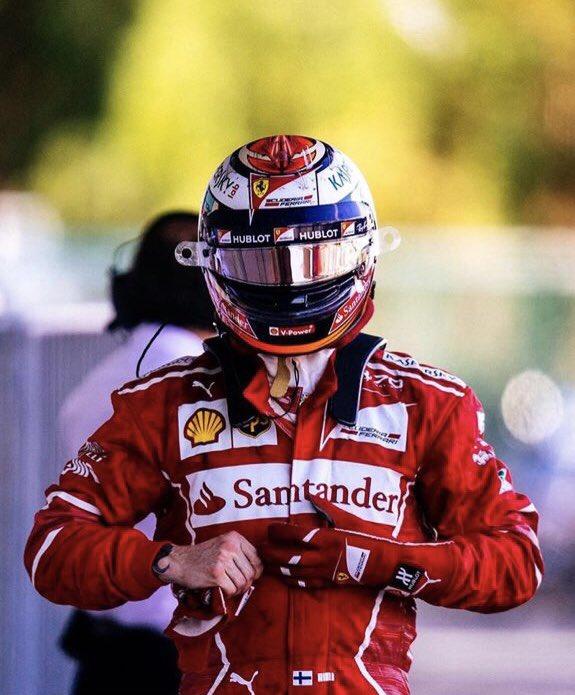 Happy birthday to the coolest guy on the grid, the Iceman himself, Kimi Raikkonen
