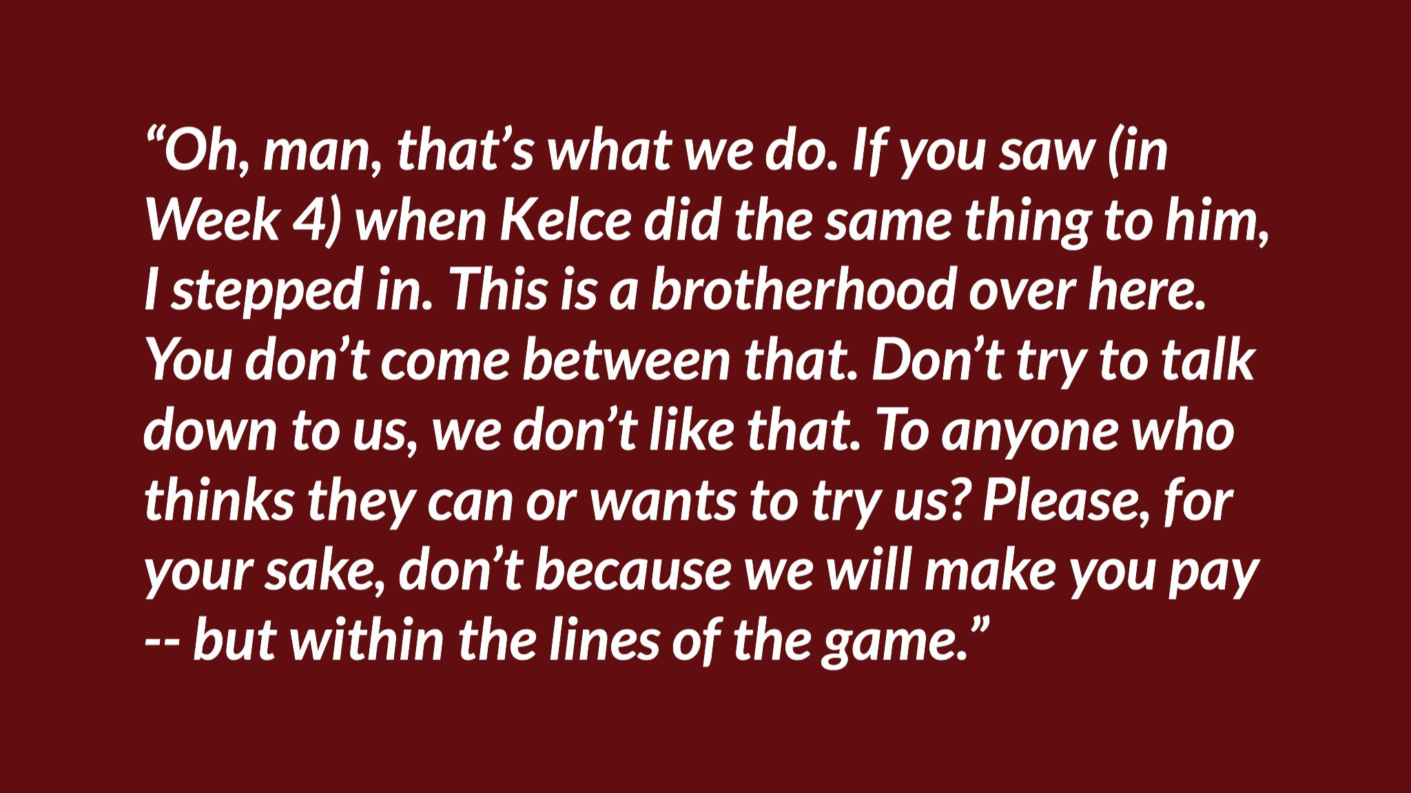 Nicholson re: Swearinger's penalty for shoving Garçon. »https://t.co/ts2ExVDT51 »@john_keim https://t.co/obmoTLh5Mj