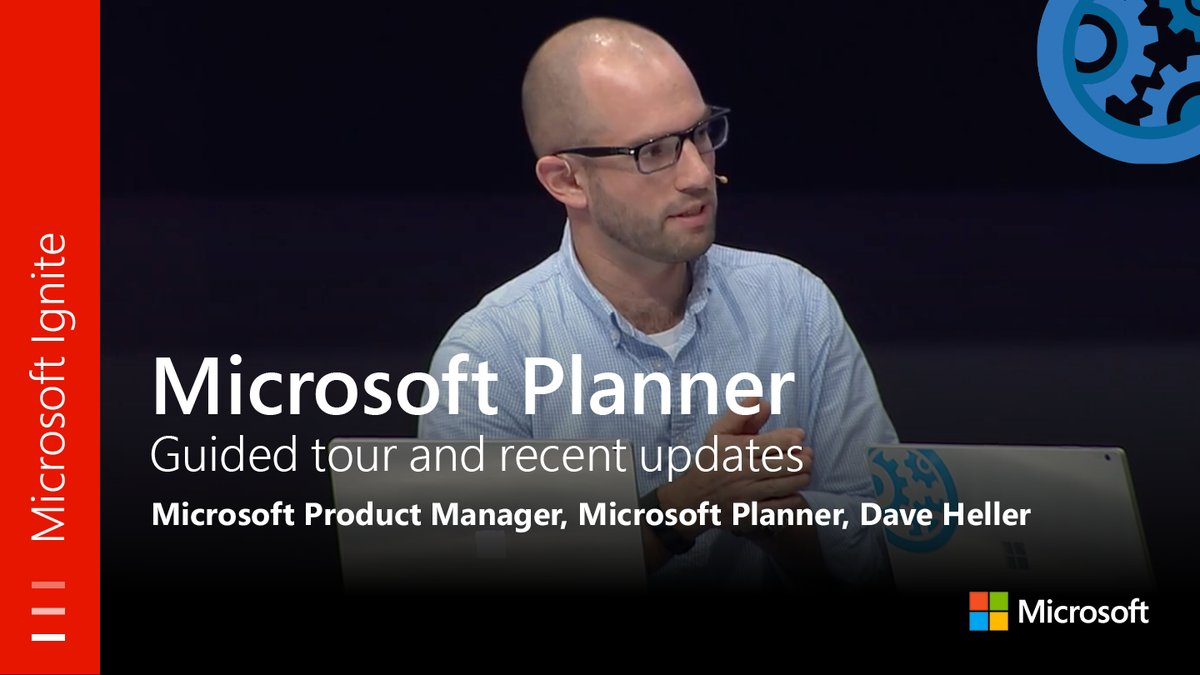 From #MSIgnite: #MicrosoftPlanner and its recent updates. Watch the full session here:  http:// youtu.be/cUt2HwnkXtA  &nbsp;  <br>http://pic.twitter.com/5pe5wXWCFV
