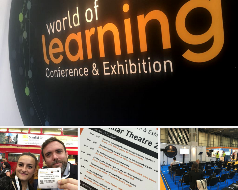 [LIVE] Here we are... at the World of #Learning Event! We&#39;re waiting for you at Theatre 2 to make you discover the #MOOC of @Total! #WOL17<br>http://pic.twitter.com/FhaZDx3rRF
