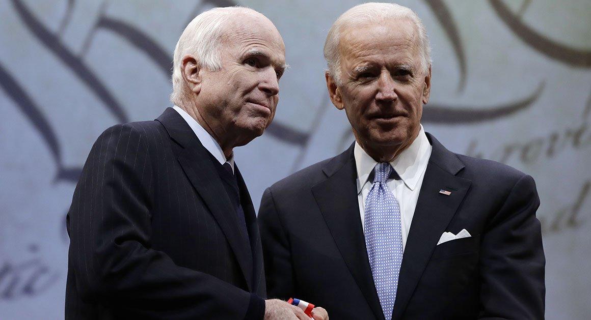 McCain, in speech, denounces 'spurious nationalism' https://t.co/hnFn1hR35a