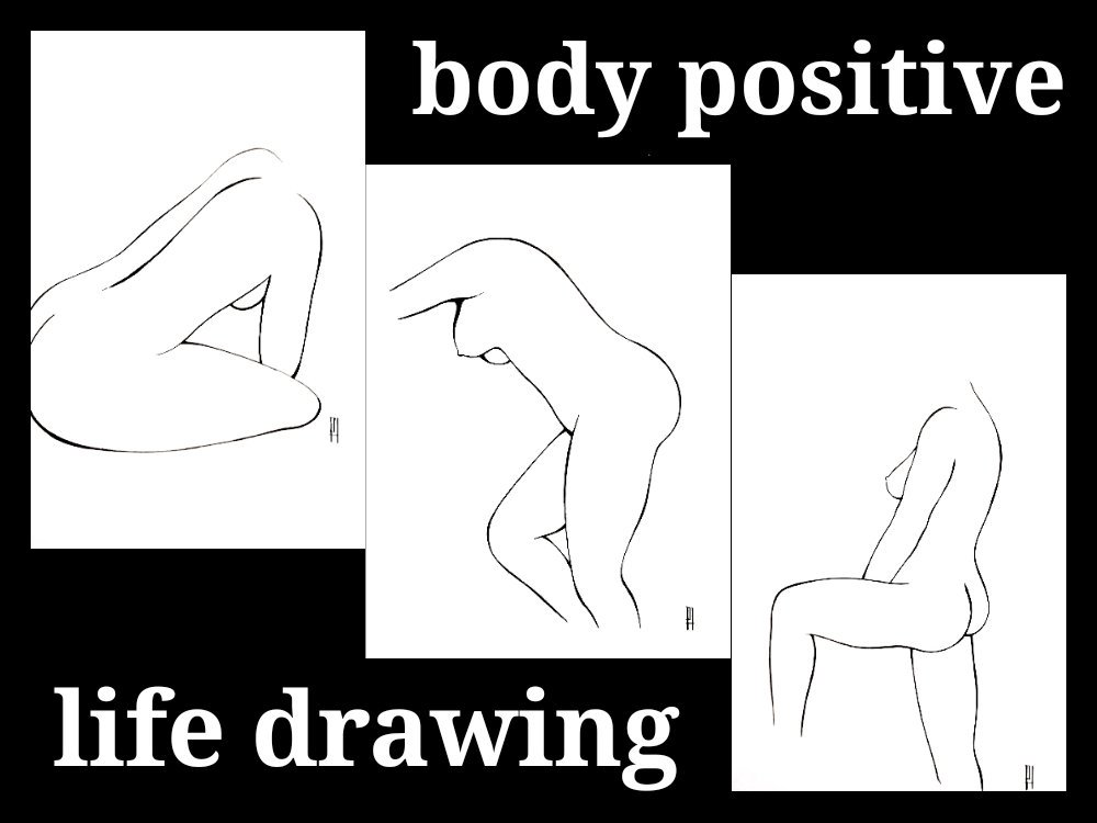 It was a pure privilege to drew her... #bodypositive #lifeart<br>http://pic.twitter.com/vvkPKiLPs9