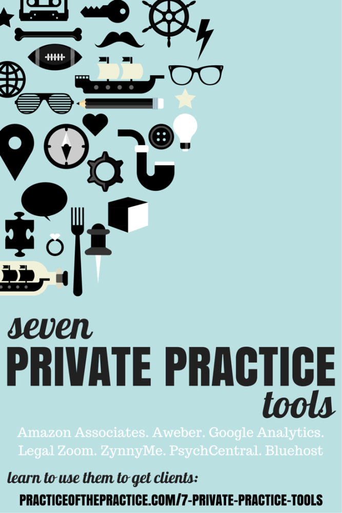 7 #PrivatePractice #Business Tools:  http://www. practiceofthepractice.com/7-private-prac tice-tools/ &nbsp; …  @ZynnyMe @PsychCentral @Bluehost @aweber<br>http://pic.twitter.com/GLIk9HlAke