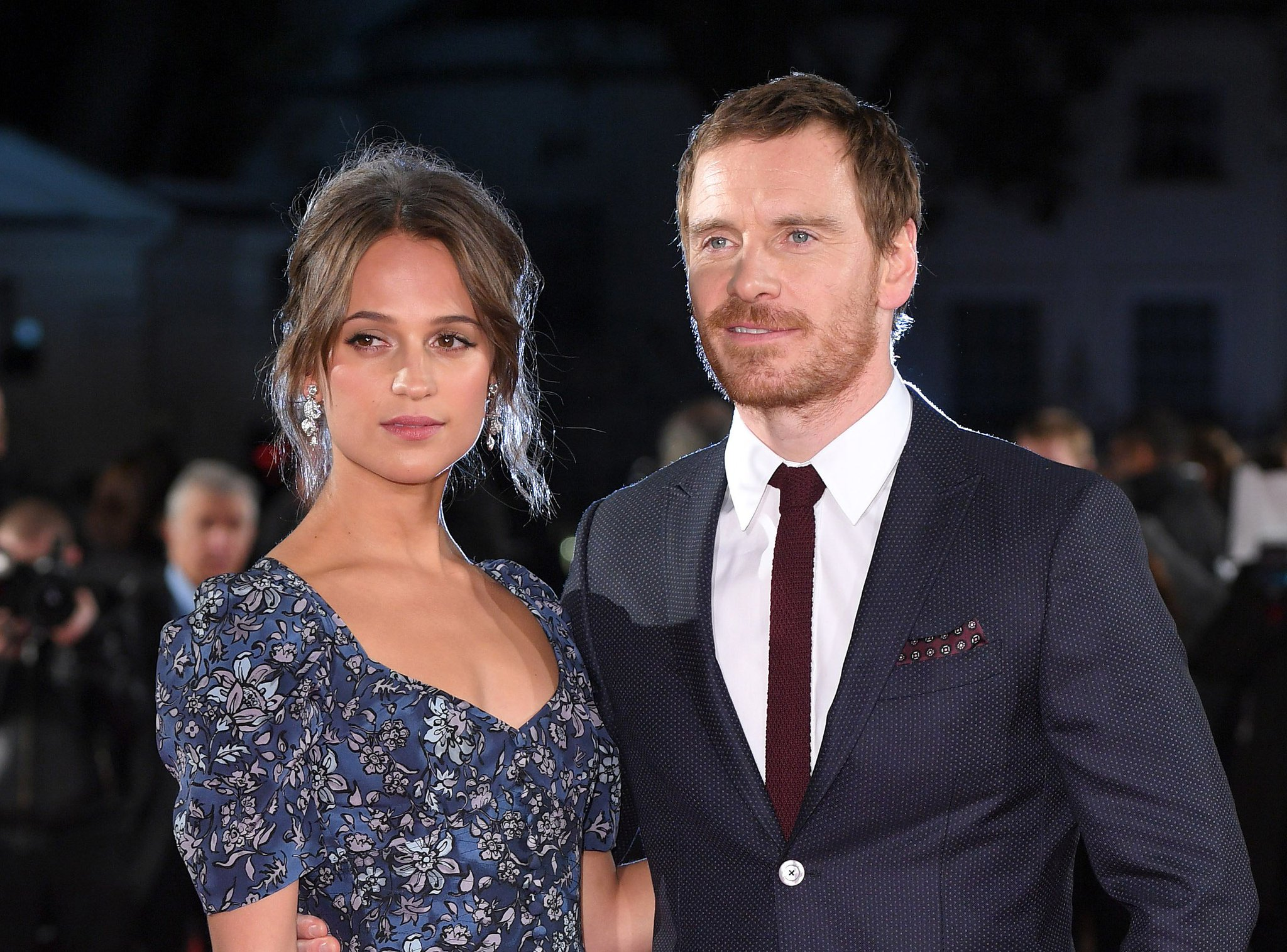 Alicia Vikander and Michael Fassbender reportedly got married this weekend: https://t.co/iByHgiUDn7 https://t.co/AaKxqeAqIB