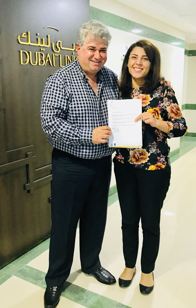 Appointment of Ms. Amani Alhajali for the position of System Support &amp; Revenue Manager of #Dubai Link #recognition #hardwork #motivation<br>http://pic.twitter.com/x3LtXWlDVK