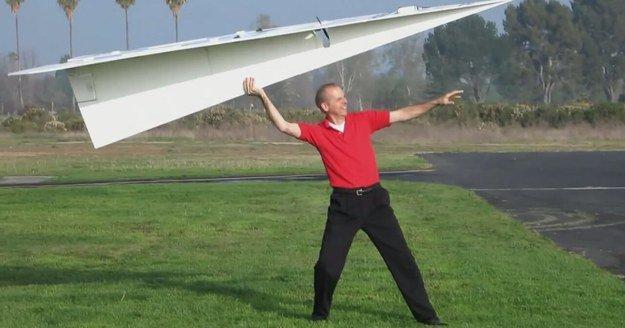 #EsseAnoAindaPretendo fazer um aviãozinh...