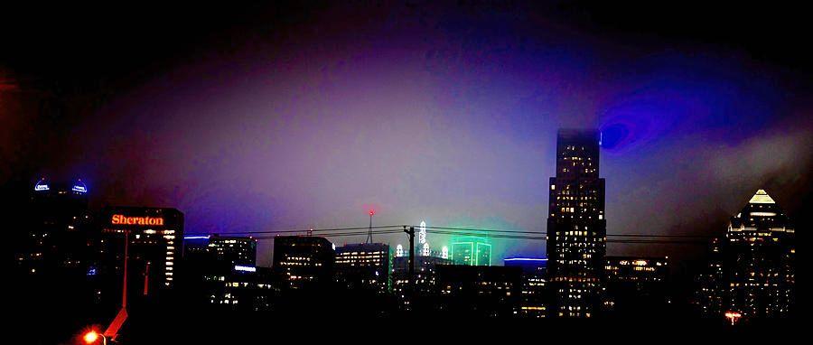 Downtown Predawn Fog #Downtown #Dallas #Predawn #Cityscape #DianaMarySharpton https://t.co/D0upgOxVy1