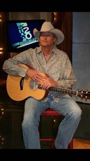 Happy Birthday to Alan Jackson born on  october 17 1958 (59 years), Newnan, Géorgie, USA.