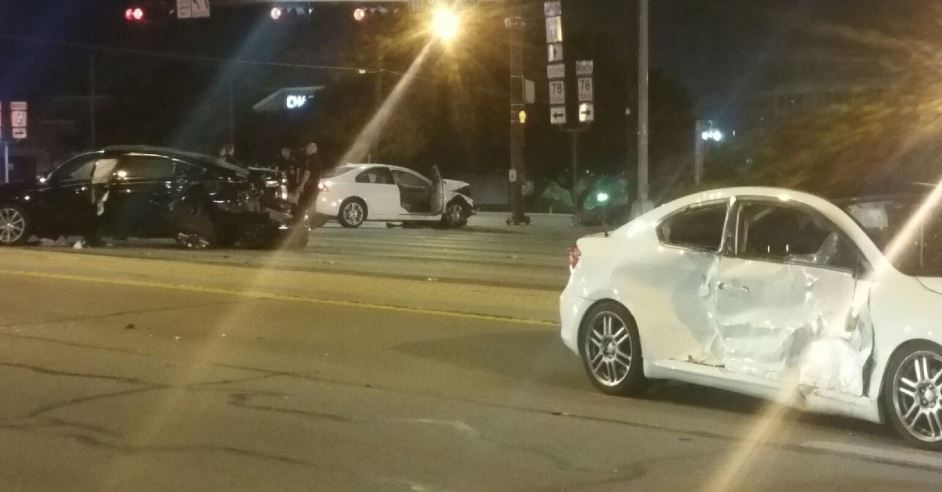 Suspected drunk diver causes deadly wreck in East Dallas https://t.co/0XzeauDqQk
