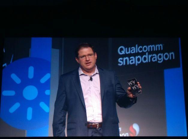 Qualcomm anuncia o primeiro teste 5G do mundo em um smartphone  https://t.co/8zZFKTTSEh