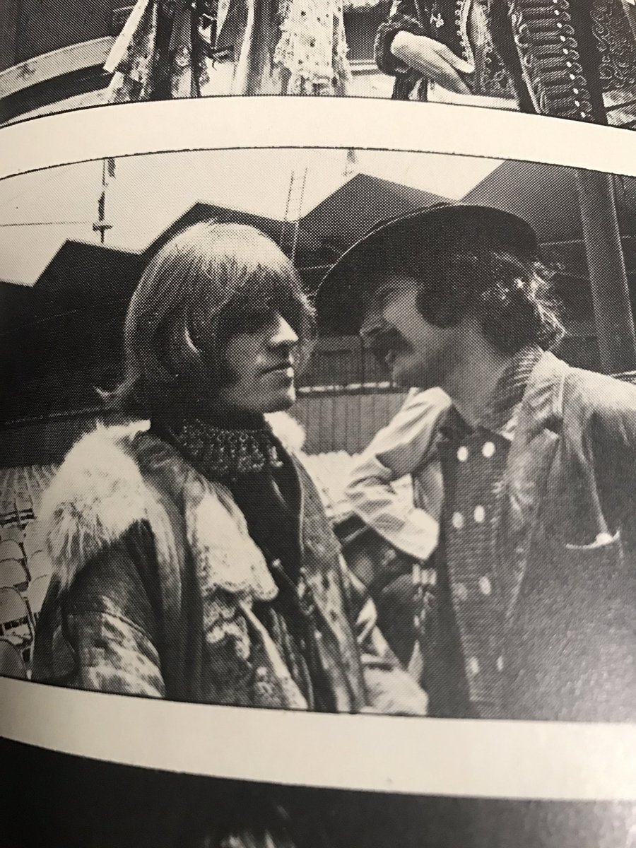 @thedavidcrosby Beautiful picture from Monterey. How do you remember Brian Jones