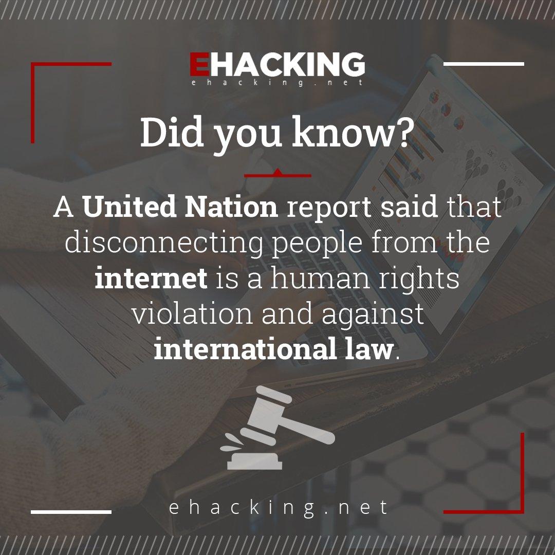 International Internet Laws https://t.co/I7sanYrQ8M